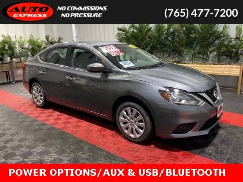 2017 Nissan Sentra for sale at Auto Express in Lafayette IN