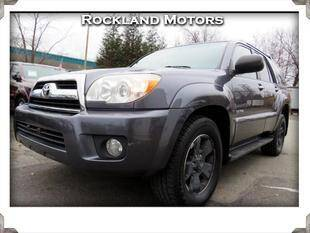 2008 Toyota 4Runner for sale at Rockland Automall - Rockland Motors in West Nyack NY