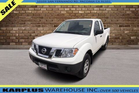 2019 Nissan Frontier for sale at Karplus Warehouse in Pacoima CA