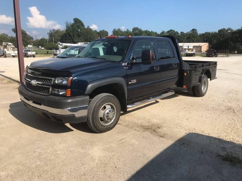 2005 Chevrolet Silverado 3500HD for sale at Ramsey Truck Sales LLC in Benton AR