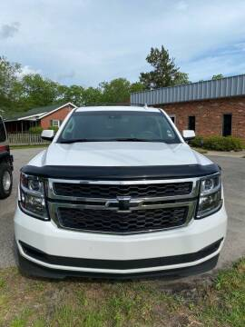 2016 Chevrolet Suburban for sale at Monroe Auto Sales Inc in Wilmington NC