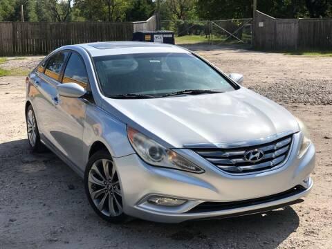 2011 Hyundai Sonata for sale at Preferable Auto LLC in Houston TX