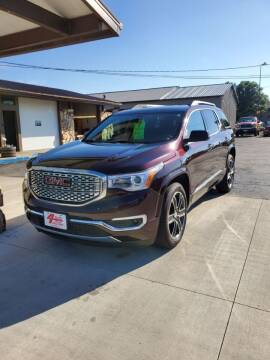 2018 GMC Acadia for sale at Four Guys Auto in Cedar Rapids IA