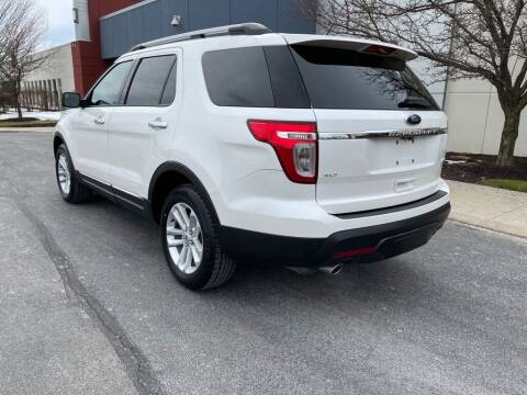 2015 Ford Explorer for sale at Northeast Auto Sale in Wickliffe OH