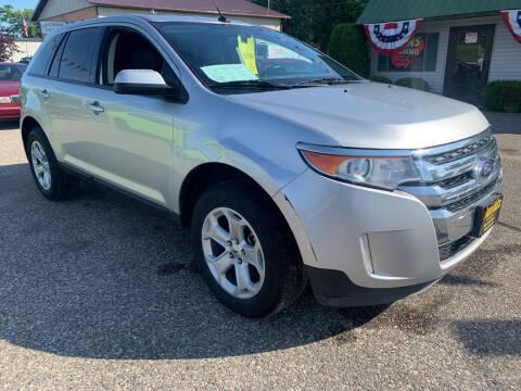 2014 Ford Edge for sale at 51 Auto Sales Ltd in Portage WI