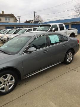 2009 Chevrolet Impala for sale at New Rides in Portsmouth OH