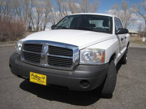 2007 Dodge Dakota for sale at Pollard Brothers Motors in Montrose CO