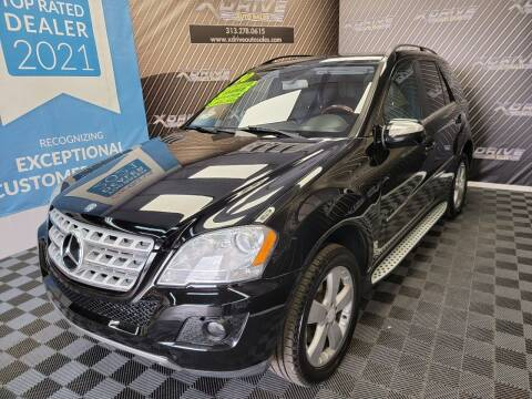 2010 Mercedes-Benz M-Class for sale at X Drive Auto Sales Inc. in Dearborn Heights MI