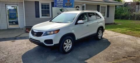 2013 Kia Sorento for sale at 369 Auto Sales LLC in Murfreesboro TN