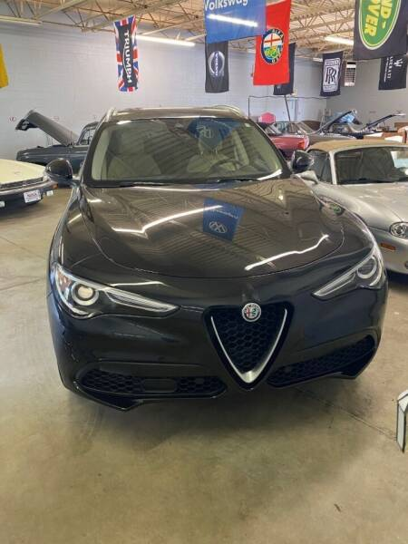 2019 Alfa Romeo Stelvio for sale at Maroun's Motors, Inc in Boardman OH