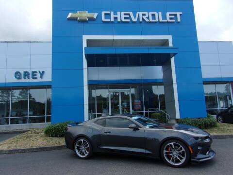 2017 Chevrolet Camaro for sale at Grey Chevrolet, Inc. in Port Orchard WA