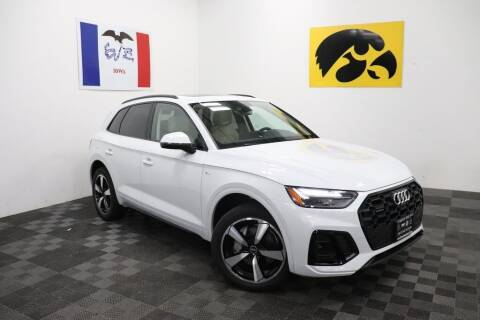 2022 Audi Q5 for sale at Carousel Auto Group in Iowa City IA