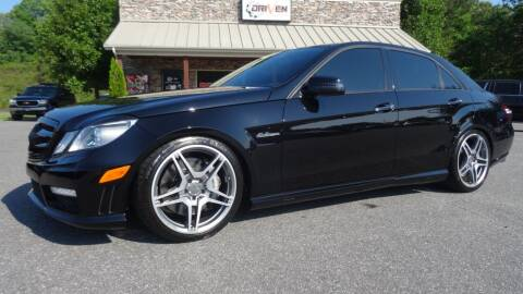2011 Mercedes-Benz E-Class for sale at Driven Pre-Owned in Lenoir NC