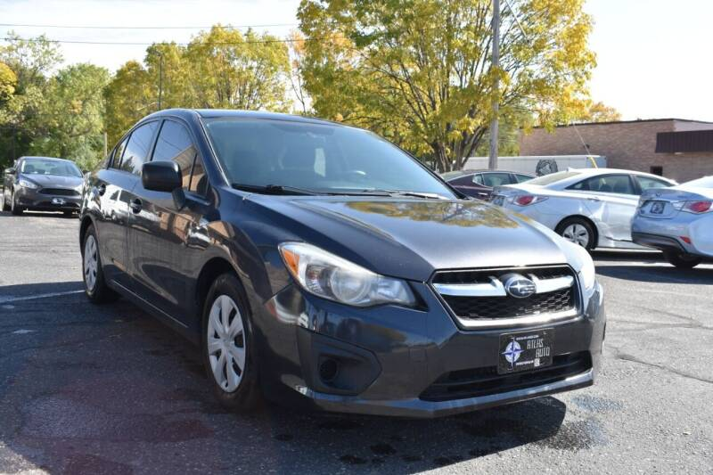 2014 Subaru Impreza for sale at Atlas Auto in Grand Forks ND
