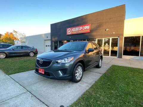 2013 Mazda CX-5 for sale at HOUSE OF CARS CT in Meriden CT