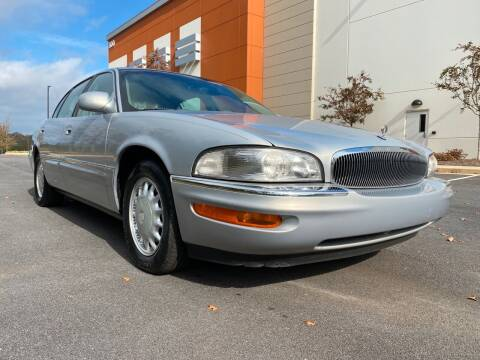 1998 Buick Park Avenue for sale at ELAN AUTOMOTIVE GROUP in Buford GA