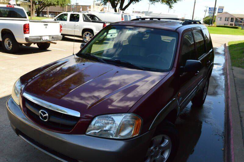 2004 Mazda Tribute LX-V6 4dr SUV - Dallas TX
