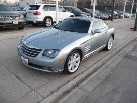 2004 Chrysler Crossfire for sale at CAR CENTER INC in Chicago IL