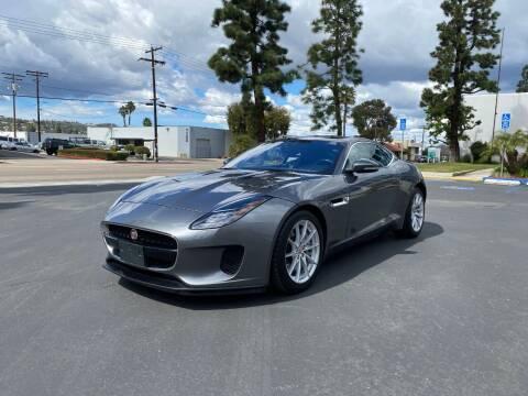 2019 Jaguar F-TYPE for sale at Ideal Autosales in El Cajon CA