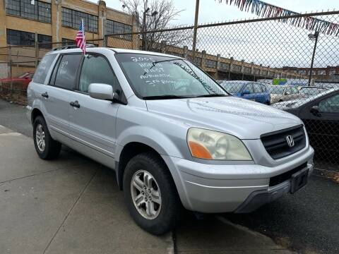 2005 Honda Pilot for sale at Dennis Public Garage in Newark NJ
