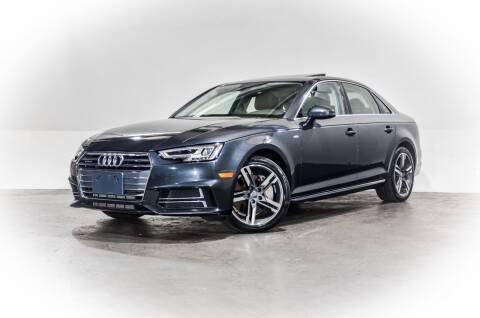2017 Audi A4 for sale at CarXoom in Marietta GA