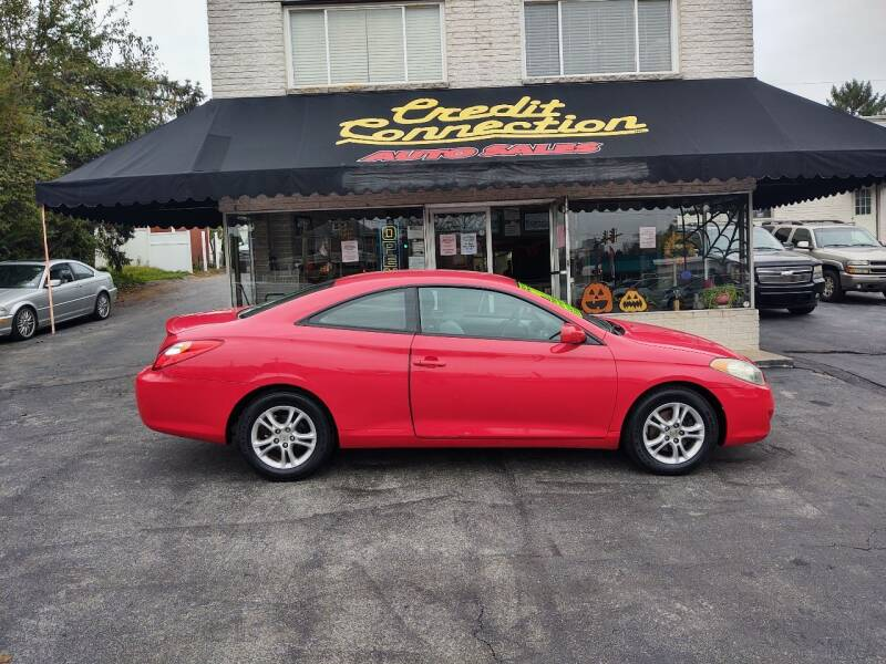 2004 Toyota Camry Solara for sale at Credit Connection Auto Sales Inc. YORK in York PA