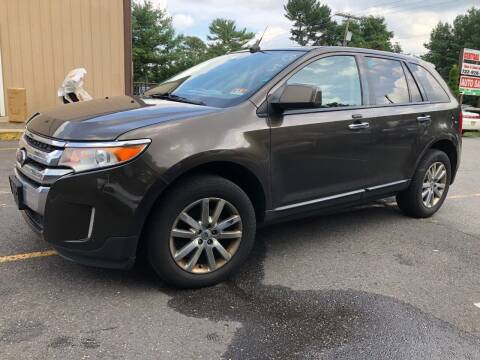 2011 Ford Edge for sale at Central Jersey Auto Trading in Jackson NJ