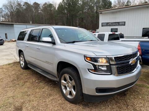 2015 Chevrolet Suburban for sale at Elite Motor Brokers in Austell GA