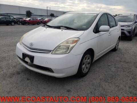 2005 Toyota Prius for sale at East Coast Auto Source Inc. in Bedford VA