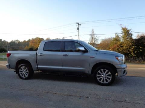 2011 Toyota Tundra for sale at Car Depot Auto Sales Inc in Seymour TN