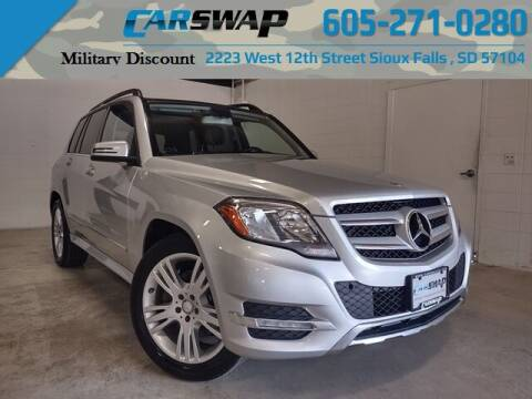 2013 Mercedes-Benz GLK for sale at CarSwap in Sioux Falls SD