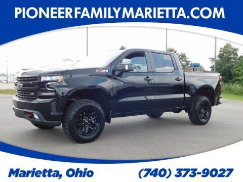 2021 Chevrolet Silverado 1500 for sale at Pioneer Family preowned autos in Williamstown WV