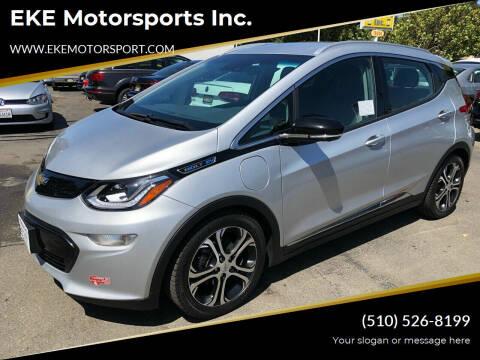 2017 Chevrolet Bolt EV for sale at EKE Motorsports Inc. in El Cerrito CA