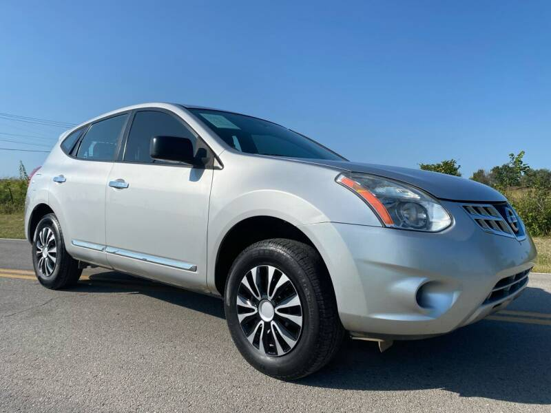 2011 Nissan Rogue for sale at ILUVCHEAPCARS.COM in Tulsa OK