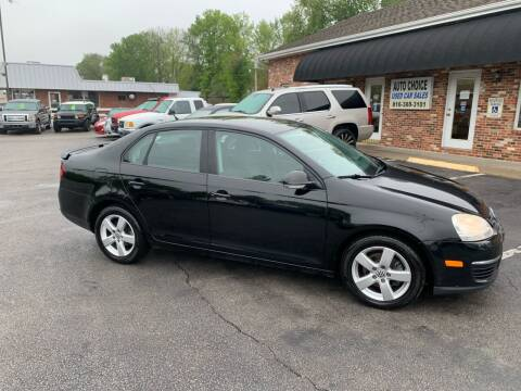 2008 Volkswagen Jetta for sale at Auto Choice in Belton MO