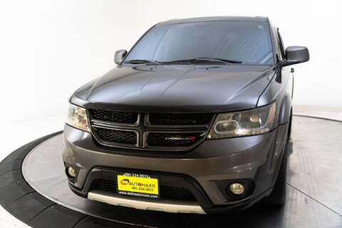 2017 Dodge Journey for sale at AUTOMAXX MAIN in Orem UT