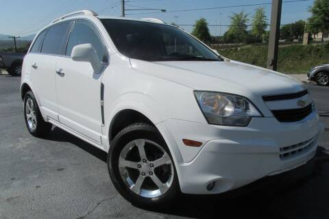 2012 Chevrolet Captiva Sport for sale at Tilleys Auto Sales in Wilkesboro NC