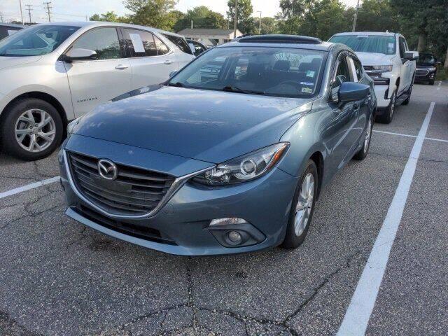 2016 Mazda MAZDA3 for sale at Strosnider Chevrolet in Hopewell VA