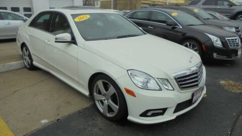 2011 Mercedes-Benz E-Class for sale at Absolute Motors in Hammond IN