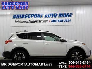 2015 Toyota RAV4 for sale at Bridgeport Auto Mart in Bridgeport WV