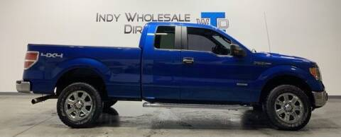 2013 Ford F-150 for sale at Indy Wholesale Direct in Carmel IN