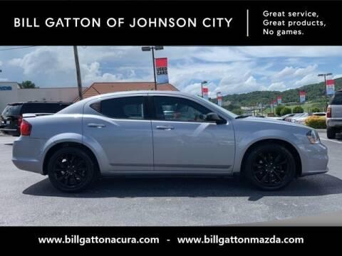 2014 Dodge Avenger for sale at Bill Gatton Used Cars - BILL GATTON ACURA MAZDA in Johnson City TN