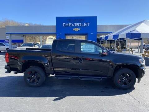 2021 Chevrolet Colorado for sale at Tim Short Auto Mall in Corbin KY