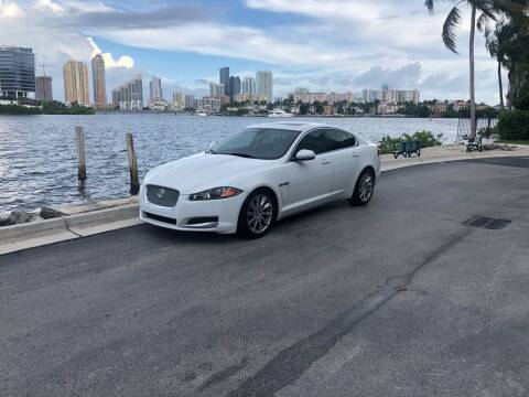 2012 Jaguar XF for sale at CARSTRADA in Hollywood FL