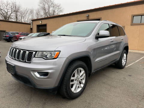 2017 Jeep Grand Cherokee for sale at Vantage Auto Wholesale in Lodi NJ