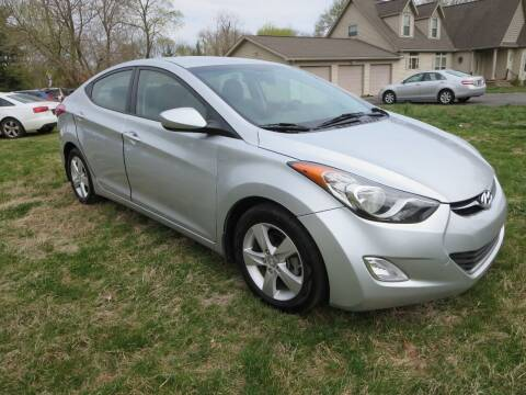 2013 Hyundai Elantra for sale at Star Automotors in Odessa DE