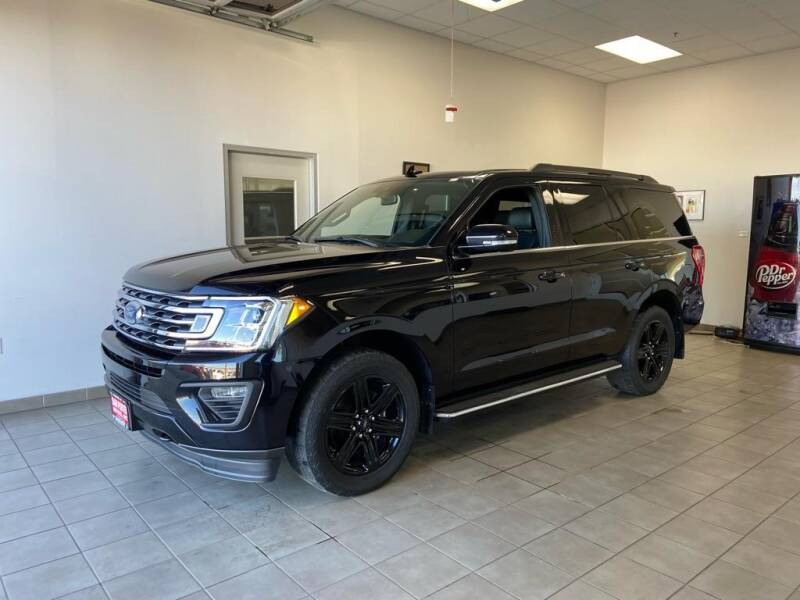2020 Ford Expedition for sale at DAN PORTER MOTORS in Dickinson ND