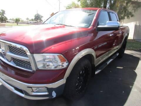 2011 RAM Ram Pickup 1500 for sale at DORAMO AUTO RESALE in Glendale AZ