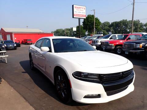 2018 Dodge Charger for sale at Marty's Auto Sales in Savage MN