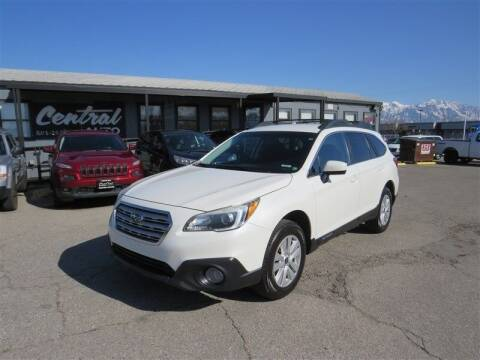 2017 Subaru Outback for sale at Central Auto in South Salt Lake UT